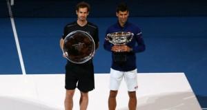 Novak Djokovic winnaar Australian Open Getty
