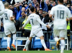 Champions League Real Madrid - AS Roma Cristiano Ronaldo Getty