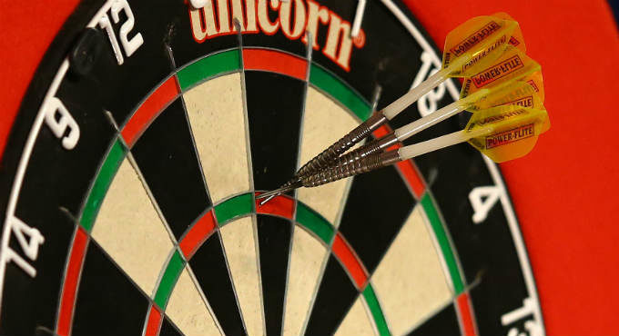 Soorten darts weddenschappen over/under betting |Getty