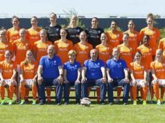 OKT vrouwenvoetbal Noorwegen - Nederland: Oranje Leeuwinnen VI Images