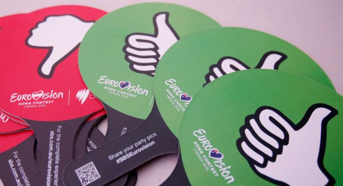 Gokken op Songfestival | Getty