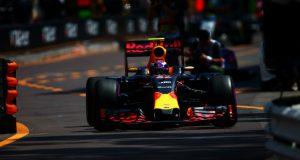 Max Verstappen Formule 1 GP Monaco Getty