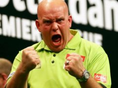 Wedden Michael van Gerwen Dubai Darts Masters 2017 betting Getty