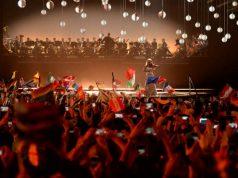 Tweede halve finale Songfestival Duncan naar ESF finale? Getty