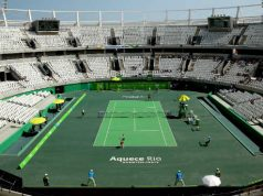 Kiki Bertens, Robin Haase en Jean Julier Rojer naar Zomerspelen Rio Getty