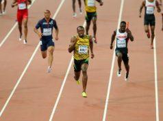 Usain Bolt: derde achtereenvolgende gouden medaille Olympische Spelen Getty