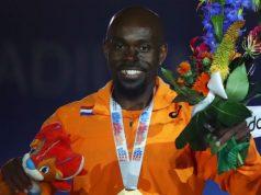 Olympische Spelen 2016: Churandy Martina outsider voor Nederland Getty