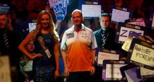 World Matchplay Darts programma vandaag: Michael van Gerwen - Jamie Caven Getty