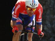 Tom Dumoulin kans op goud in tijdrit OS 2016