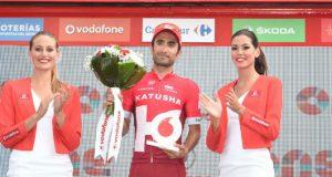 Gianni Meersman Vuelta 2016 etappe 6 parcours vi