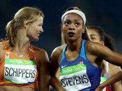 Finale 200m OS 2016 rio Dafne Schippers