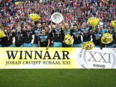 Feyenoord verliest met 1-0 Getty