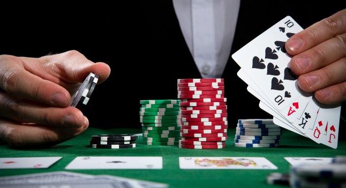 Online poker bij Bet365 Casino