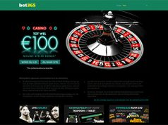 Bet365 Casino review