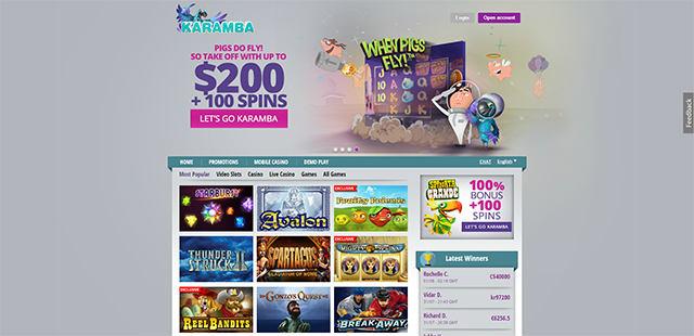 karamba online casino online kostenlos