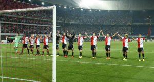 PSV - Feyenoord Eredivisie speelronde 6: Ajax lachende derde VI Images