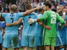 Uitslagen Eredivisie: Feyenoord klopt PSV in droomweek - Ajax degelijk VI Images