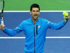 Novak Djokovic - Gael Monfils en Stan Wawrinka - Kei Nishikori US Open live Getty