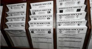 Weddenschappen voetbal 14 - 16 oktober 2016 Getty