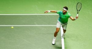 ABN AMRO tennis: gratis wedden Getty