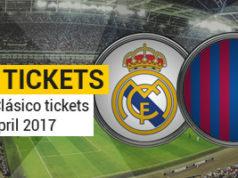 Clasico tickets winnen met combinatie weddenschap voetbal
