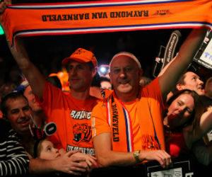 Premier League Darts wedden Ahoy Raymond van Barneveld Getty