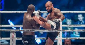 Glory 39 Brussel live kickboksen: Hesdy Gerges - Lewis-Parry en Doumbé - Kongolo Getty