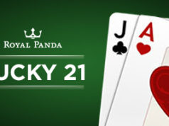 Speel Blackjack op 21 april en win cash met Lucky 21!