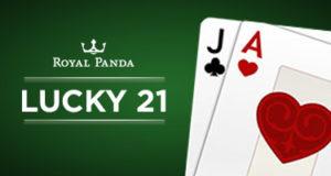 Speel Blackjack op 21 april en win cash met Lucky 21!
