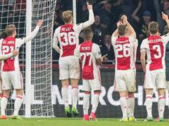 Schalke - Ajax Europa League weddenschappen Getty