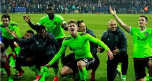 Weddenschappen voetbal PSV - Ajax om de titel Getty