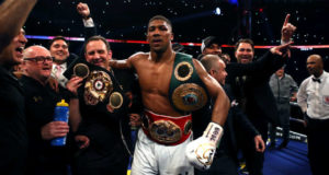Boksen bookmakers: rematch Andy Ruiz - Anthony Joshua zaterdagavond