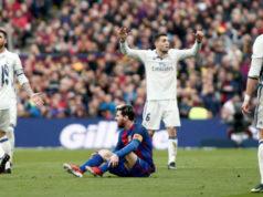 Real Madrid - FC Barcelona clasico gokken voetbalwedstrijd Getty