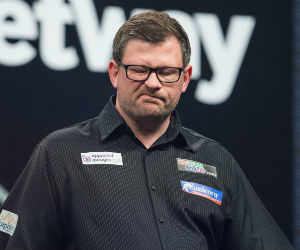 Premier League of Darts wedden Getty