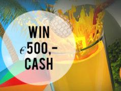 3-staps Vakantiebonus en gratis spins bij Kroon Casino!