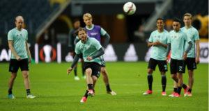 Uitslag voorspellen Ajax finale Europa League 2017 Manchester United goksites Getty