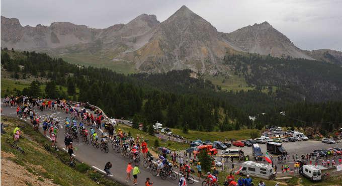 Tour bergetappes voorspellen winnaar | Getty