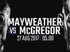 Floyd Mayweather - Conor McGregor weddenschappen goksites