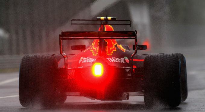 Max Verstappen start als tweede in F1 Grand Prix Abu Dhabi