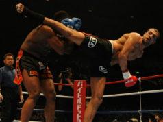 Badr Hari vandaag vrij gevangenis kickboksen Glory Rico Verhoeven voorspellingen Getty