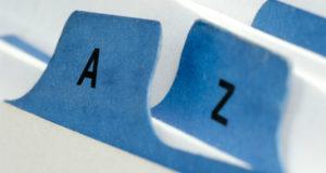 Gokken A - Z index wedden op sport DepositPhotos