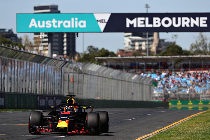 Formule 1 Grand Prix Australië