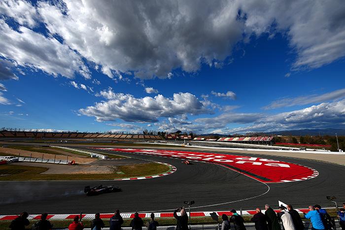 Formule 1 Grand Prix Spanje