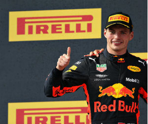 F1 Voorspelingen Max Verstappen bookmakers Getty