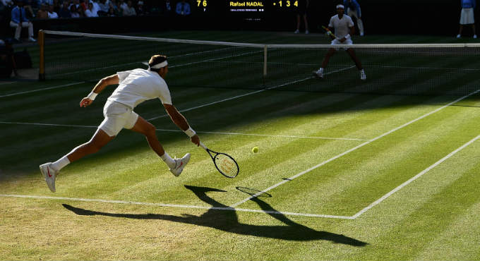 Wedden op Wimbledon tennis | Getty