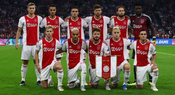 Voorspellingen Ajax Eredivisie odds | Getty