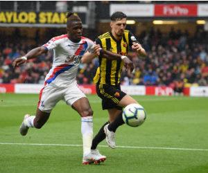Voorspellingen Premier League Wilfried Zaha betting tips Getty