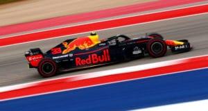 Bookmakers Formule 1 GP Verenigde Staten wedden podium lastig voor Max Verstappen | Getty