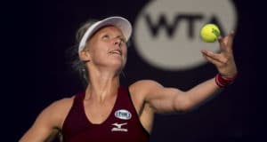 Bookmakers Kiki Bertens WTA Finals betting | Getty
