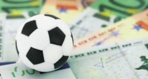 Promoties voetbal bookmaker: €1000 weddenschap winnen